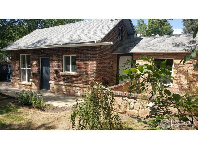 325 S Lincoln Ave, Loveland, CO 80537 (MLS #830289) :: The Daniels Group at Remax Alliance