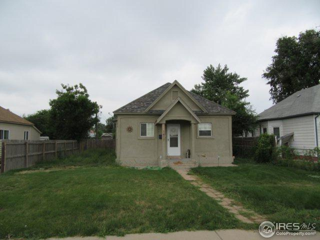 1417 6th Ave, Greeley, CO 80631 (MLS #830295) :: The Daniels Group at Remax Alliance