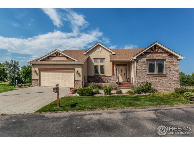 6845 Poudre River Rd #3, Greeley, CO 80634 (MLS #830311) :: The Daniels Group at Remax Alliance