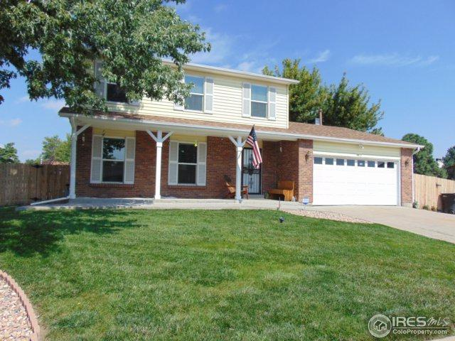 9115 Clermont Dr, Thornton, CO 80229 (#830314) :: The Griffith Home Team