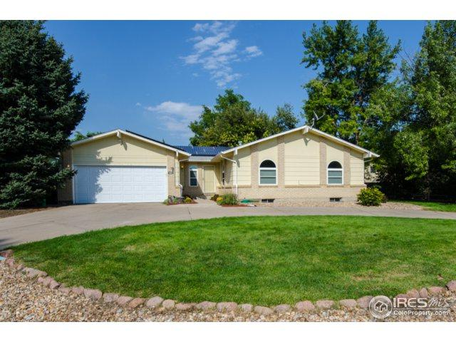 1632 28th Ave, Greeley, CO 80634 (MLS #830333) :: The Daniels Group at Remax Alliance