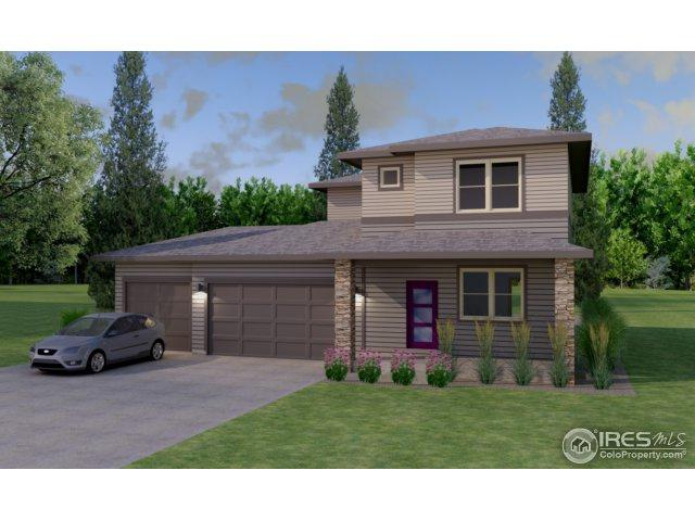 511 Vivian St, Severance, CO 80546 (#830340) :: The Griffith Home Team
