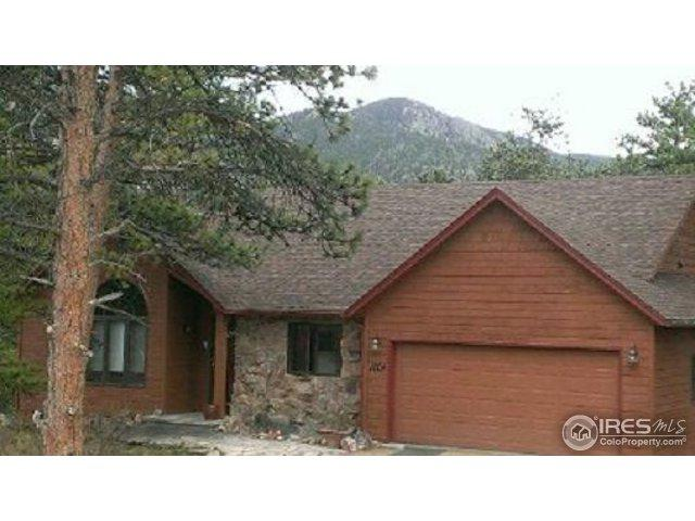 1004 Rambling Dr, Estes Park, CO 80517 (MLS #830344) :: The Daniels Group at Remax Alliance