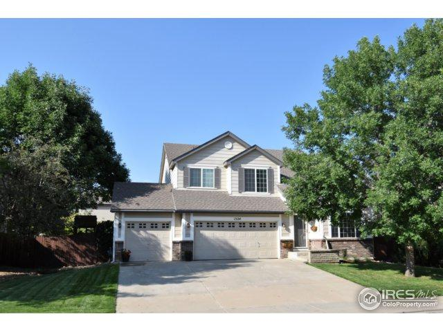 1524 Red Mountain Dr, Longmont, CO 80504 (MLS #830345) :: The Daniels Group at Remax Alliance