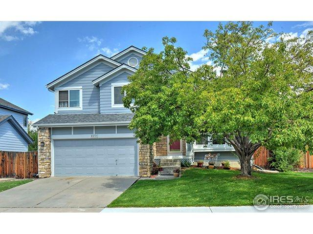 8651 W 95th Dr, Westminster, CO 80021 (#830354) :: The Griffith Home Team