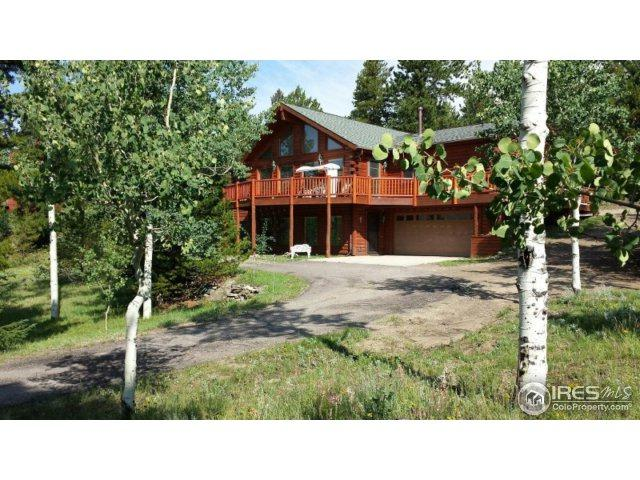 315 Juniper Rd, Black Hawk, CO 80422 (#830358) :: The Griffith Home Team