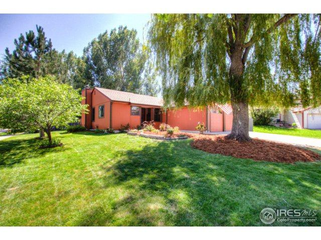 4437 Hollyhock St, Fort Collins, CO 80526 (#830364) :: The Griffith Home Team