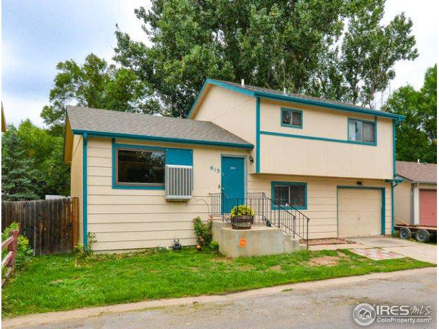 613 Andrea St, Fort Collins, CO 80524 (MLS #830375) :: 8z Real Estate