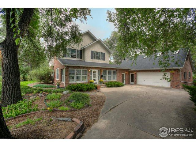 315 E Prospect Rd, Fort Collins, CO 80525 (MLS #830400) :: Downtown Real Estate Partners