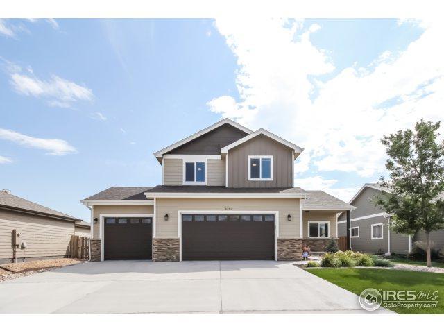 4191 Alder Creek Ln, Wellington, CO 80549 (MLS #830404) :: 8z Real Estate