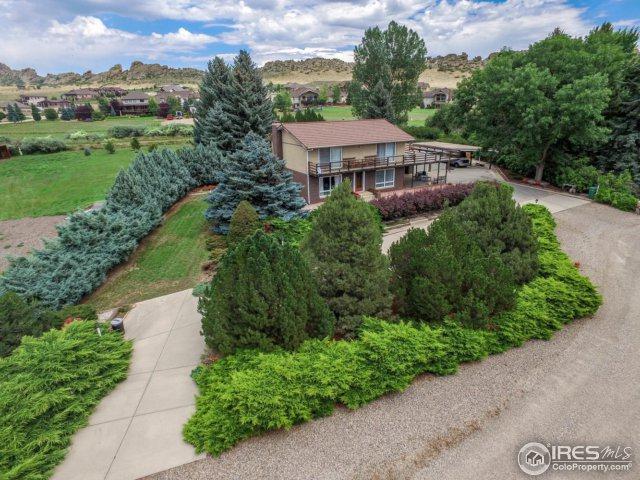 5909 Becker Ln, Loveland, CO 80538 (MLS #830406) :: 8z Real Estate