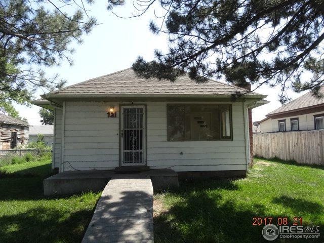721 Mckinley St, Sterling, CO 80751 (MLS #830454) :: 8z Real Estate