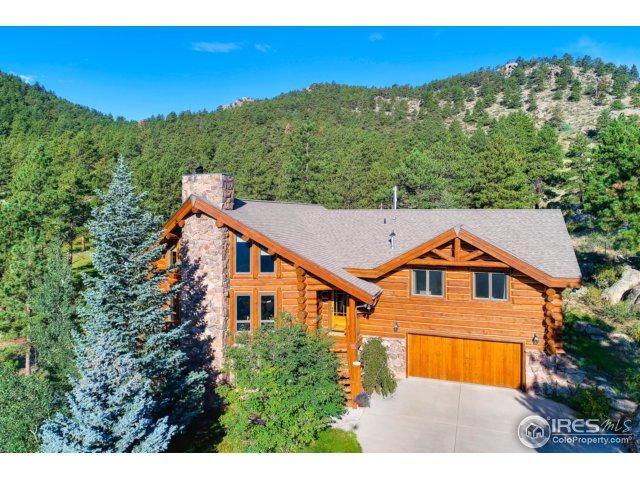 5005 Colard Ln, Lyons, CO 80540 (MLS #830480) :: 8z Real Estate
