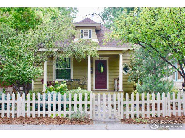615 Laporte Ave, Fort Collins, CO 80521 (MLS #830628) :: The Daniels Group at Remax Alliance
