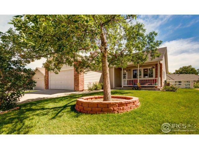 896 S Tyler Ave, Loveland, CO 80537 (MLS #830724) :: 8z Real Estate