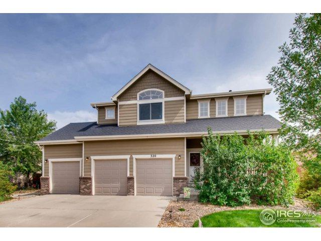 320 Stonehaven St Cir, Dacono, CO 80514 (MLS #830747) :: 8z Real Estate