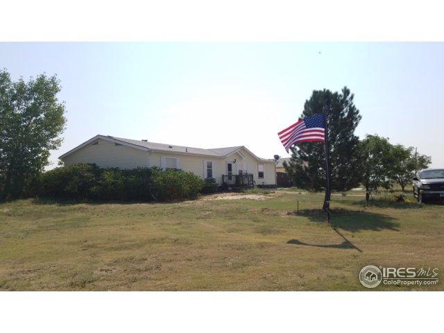 31507 County Road 74, Galeton, CO 80622 (MLS #830975) :: 8z Real Estate