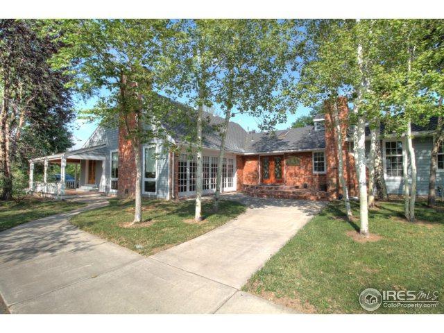 2581 Park Ln, Lafayette, CO 80026 (#831092) :: The Peak Properties Group