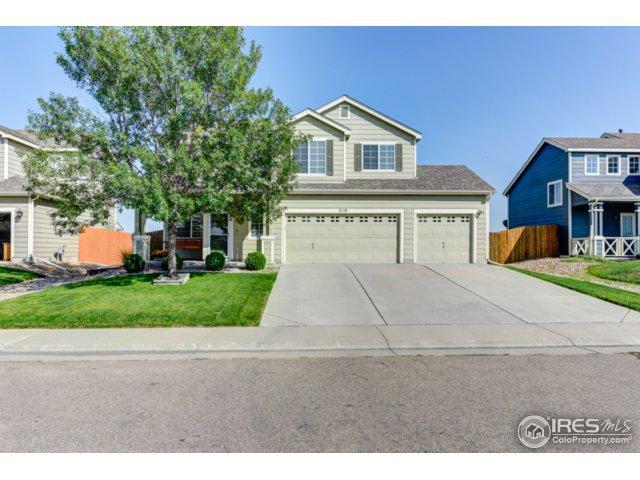 210 Garfield St, Dacono, CO 80514 (MLS #831103) :: 8z Real Estate