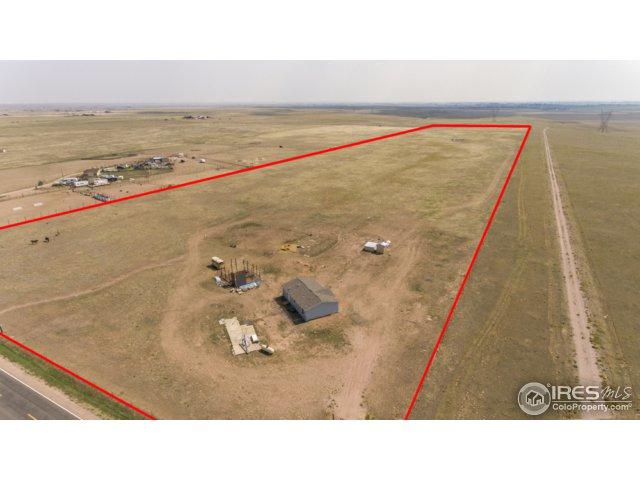 1119 E County Road 82, Wellington, CO 80549 (MLS #831373) :: The Forrest Group