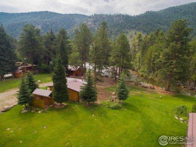 31635 W Highway 14, Bellvue, CO 80512 (MLS #831408) :: Downtown Real Estate Partners