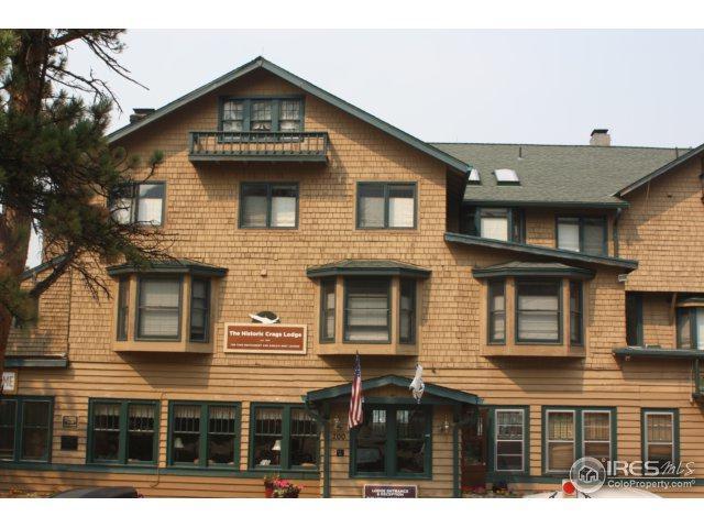 300 E Riverside Dr #307, Estes Park, CO 80517 (MLS #831478) :: The Daniels Group at Remax Alliance