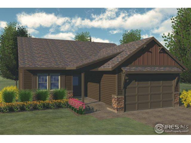 519 Vivian St, Severance, CO 80546 (MLS #831563) :: The Forrest Group