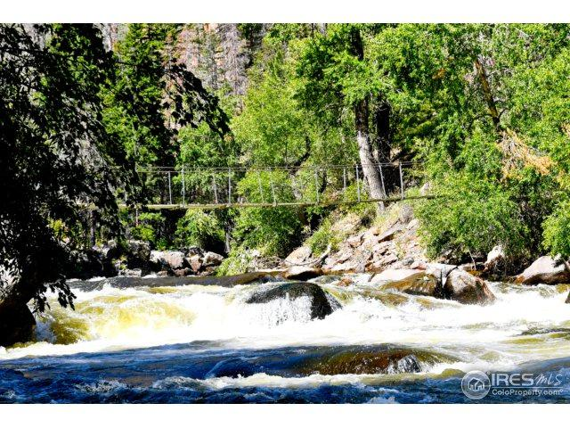 18646 Poudre Canyon Road, Bellvue, CO 80512 (MLS #831595) :: Downtown Real Estate Partners