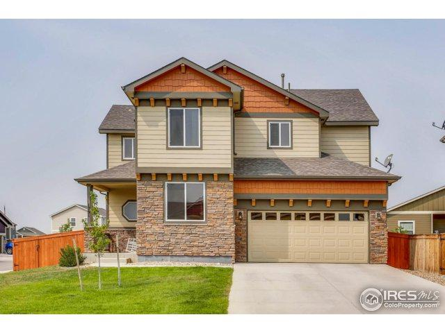 1791 Avery Plaza St, Severance, CO 80550 (MLS #831907) :: The Forrest Group