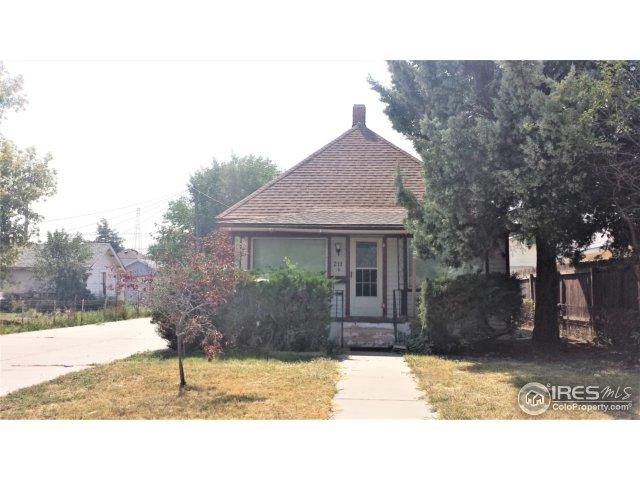211 State St, Sterling, CO 80751 (#831954) :: The Peak Properties Group