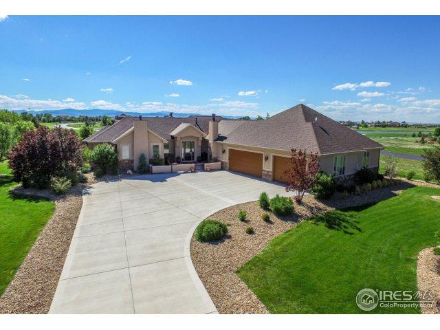 37131 Soaring Eagle Cir, Severance, CO 80550 (MLS #832012) :: The Forrest Group