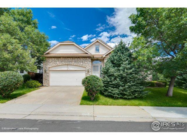 1301 Iris Cir, Broomfield, CO 80020 (MLS #832048) :: 8z Real Estate