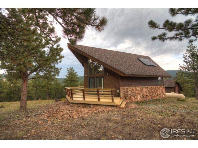 238 Valley Rd, Lyons, CO 80540 (MLS #832052) :: 8z Real Estate