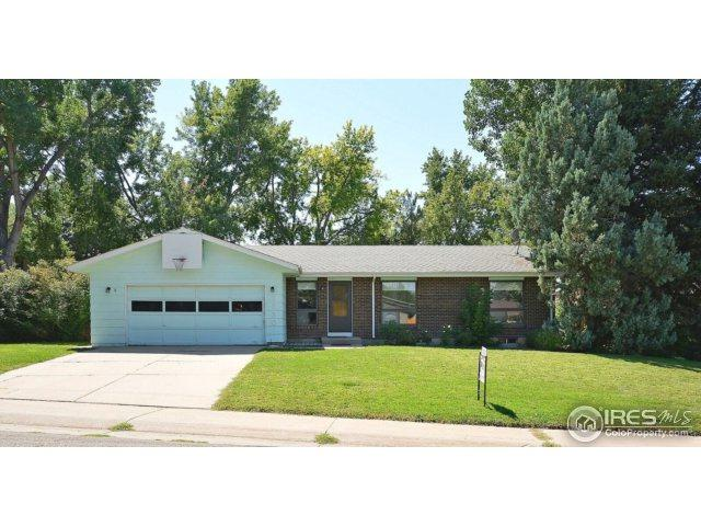 2730 19th St, Greeley, CO 80634 (MLS #832070) :: 8z Real Estate
