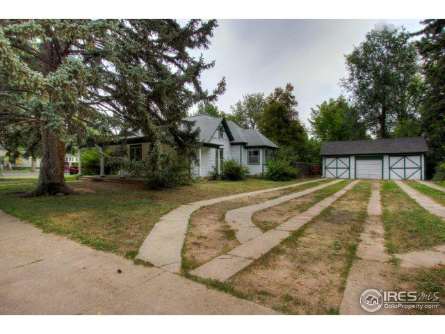 600 Mathews St, Fort Collins, CO 80524 (MLS #832082) :: The Daniels Group at Remax Alliance