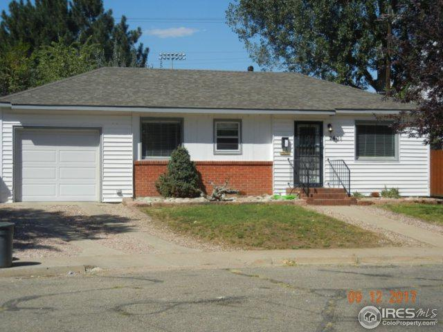 2401 15th Ave, Greeley, CO 80631 (MLS #832104) :: 8z Real Estate