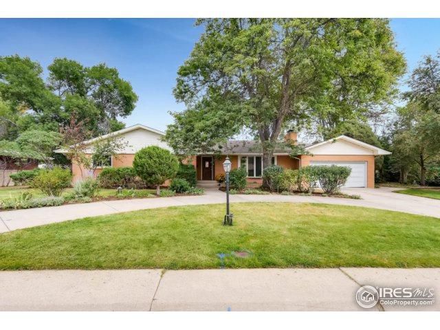 1208 W Broadmoor Dr, Loveland, CO 80537 (MLS #832110) :: 8z Real Estate