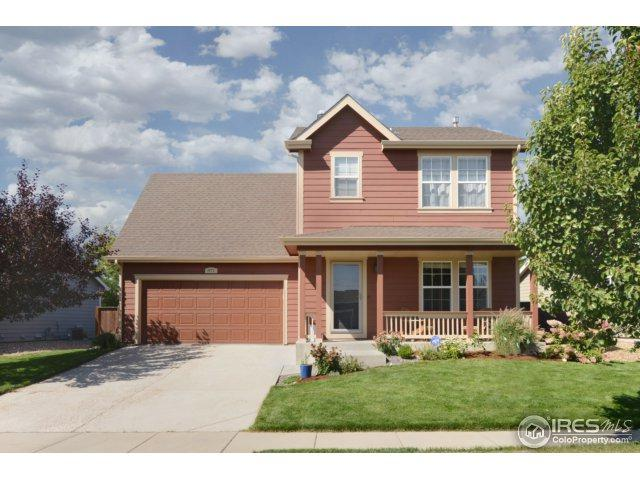 871 Cliffrose Way, Severance, CO 80550 (MLS #832177) :: The Forrest Group
