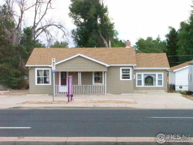 1006 35th Ave, Greeley, CO 80634 (MLS #832178) :: 8z Real Estate