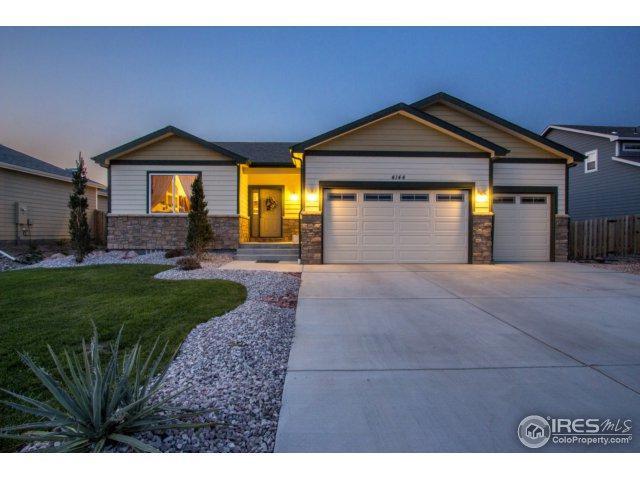 4144 White Deer Ln, Wellington, CO 80549 (MLS #832179) :: 8z Real Estate