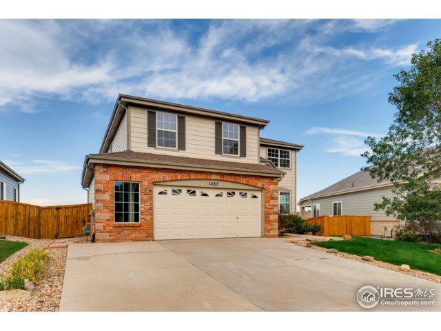 1487 Hickory Dr, Erie, CO 80516 (MLS #832197) :: 8z Real Estate