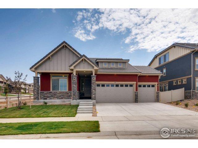 101 Pipit Lake Way, Erie, CO 80516 (MLS #832222) :: 8z Real Estate
