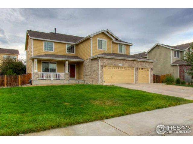 833 Jacques Way, Erie, CO 80516 (MLS #832249) :: 8z Real Estate