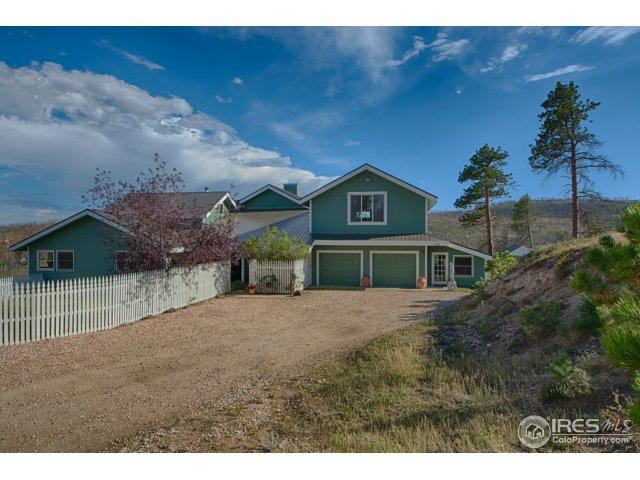975 Old Camp Rd, Bellvue, CO 80512 (MLS #832276) :: Downtown Real Estate Partners