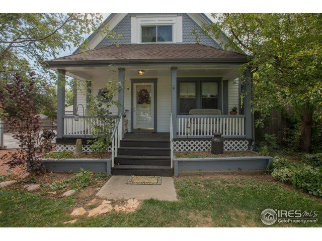 1338 W 8th St, Loveland, CO 80537 (MLS #832279) :: 8z Real Estate