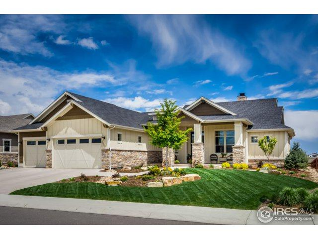 3862 Ridgeline Dr, Timnath, CO 80547 (MLS #832283) :: The Forrest Group