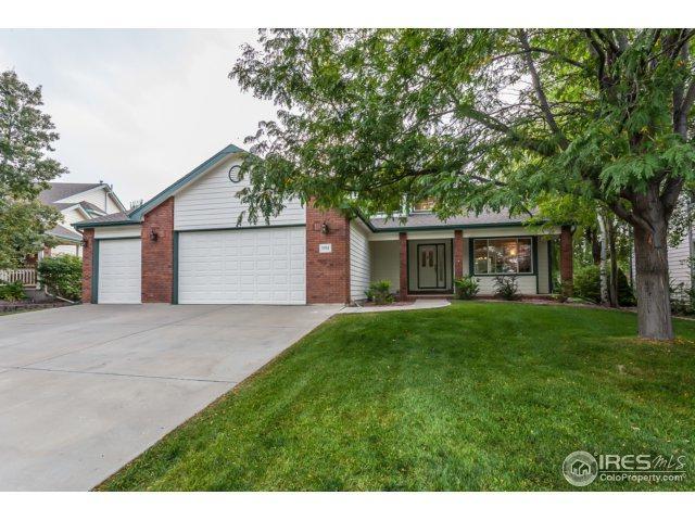 3991 Stoneham Dr, Loveland, CO 80538 (MLS #832334) :: 8z Real Estate