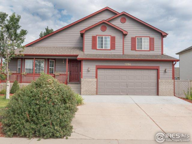 3294 Grizzly Way, Wellington, CO 80549 (MLS #832338) :: 8z Real Estate