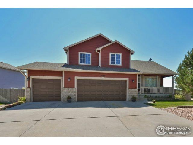 3535 Homestead Dr, Mead, CO 80542 (MLS #832374) :: 8z Real Estate