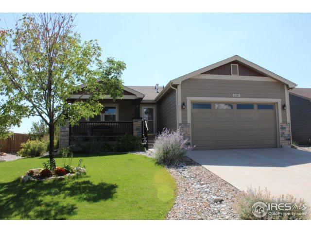 2344 Steamboat Springs St, Loveland, CO 80538 (MLS #832392) :: 8z Real Estate